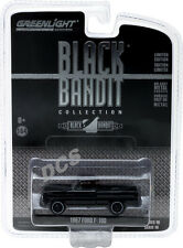 GREENLIGHT 1967 FORD F-100 BLACK BANDIT 1/64 DIECAST CAR MODEL 27880 A