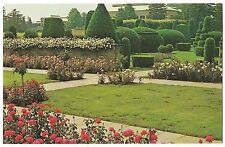 Longwood Gardens Kennett Square PA Rose Topiary Conservatories Vintage Postcard