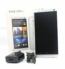 HTC One Max Ohne Simlock Android Quad Core  5.9 Zoll Smartphone - 4G - Silber