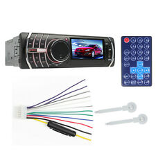"""3"""" Car MP3 MP5 Player with Rear View Camera Bluetooth FM Transmitter Stereo"""