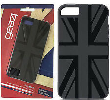 Genuine Gear4 UNIONJACK ic516g Custodia Protettiva Cover per IPHONE 5,5 S NERO