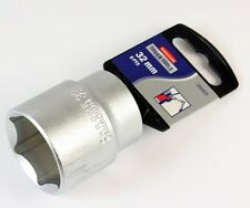 "Rubbermaid Tough Tools by Irwin 32mm 1/2"" square drive hex socket NEW"