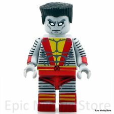 Custom Colossus Minifigure X-Men Apocalypse fits with Lego pg035 UK Seller
