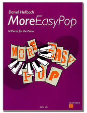 More easy Pop - Noten Klavier - Daniel Hellbach - ACM282 - 9990001314934