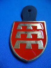 PORTUGAL PORTUGUESE MILITARY ARMY INSPEÇAO GERAL EXERCITO BREAST BADGE 48mm