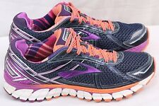 Brooks 1201741B458 Adrenaline GTS 15 DNA Lace Up Running Athletic Womens US 10 B