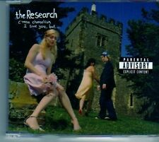 (DO353) The Research, C'mon Chameleon/I Love You But..... - 2005 CD