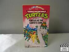Teenage Mutant Ninja Turtles - Turtles at the Earth's Core (VHS, 1991)