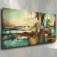 Mix Lang Modern Art Abstract Painting Giclee Canvas Print Reproduction Int Decor