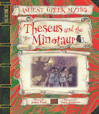 Theseus and the Minotaur (Ancient Greek Myths), Ford, James, New Book