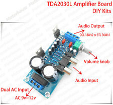 TDA2030L Amplifier Amp board DIY kit  Components BTL/OCL TDA2030A for Audio Hifi