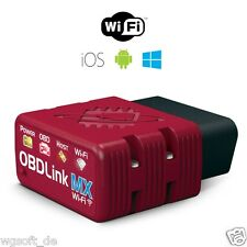 OBDLink MX WLAN WiFi Adapter incl ScanMaster OBDLink OBD 2 Diagnosesoftware