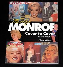 MARILYN MONROE Cover To Cover 2nd Edition Magazine Guide Photo Book Kidder 2003