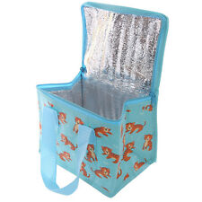 Zoo Tiger Childrens kids lunch bag insulated cool bag for picnic or lunch box