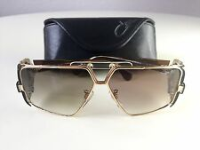 vintage CAZAL 951 gold W.Germany rare sunglasses black case 80s HipHop 955 963