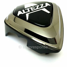 JDM Toyota 98-05 Lexus IS200 / IS300 Front ALTEZZA Emblem Badge Black Genuine