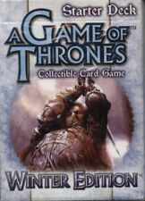 Game of Thrones CCG Winter Edition Starter Deck MINT
