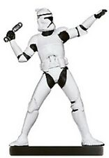 STAR WARS MINIATURES CW - ELITE CLONE TROOPER GRENADIER