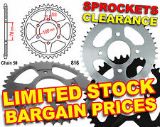 SUZUKI GSX550 / GSXR400 / GS550 / GT750 Triple 47 TOOTH REAR SPROCKET 816-47