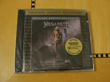 Megadeth - Countdown to Extinction - MFSL Gold Audiophile CD