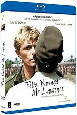 MERRY CHRISTMAS MR LAWRENCE **Blu Ray B** David Bowie REMASTERED