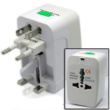 AU/UK/US/EU All-in-One International Travel Power Charger Portable Adapter Plug