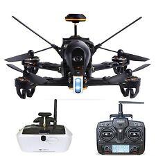Walkera F210 Deluxe Racer Quadcopter Drone w / 5.8G Goggle4 FPV Occhiali / Devo7