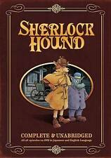 Sherlock Hound the Complete Series, New DVDs