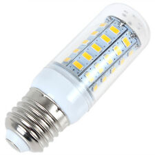 1pcs Universal E27 6W  48 LED SMD 5730 Light LED Corn Bulb Cool  White 220-240V
