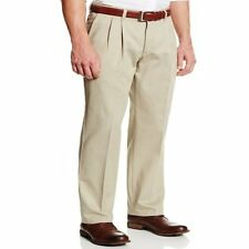 Lee Reserve Men's Pants Wrinkle Resistant Pleated Size 33 x 34 - MSRP $35 - NWT!