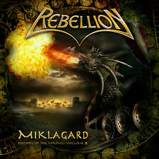 REBELLION - Miklagard The History Of The Vikings Volume 2 - CD ( 200522 )