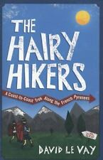 The Hairy Hikers: A Coast-to-Coast Trek Along the French Pyrenees-ExLibrary