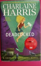 Sookie Stackhouse/True Blood: Deadlocked  by Charlaine Harris 2012 First Edition