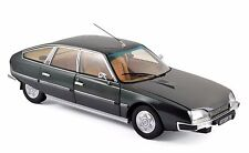 NOREV 1/18 CITROEN CX 2200 PALLAS 1976 - VULCAIN GREY