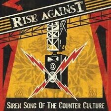 "Rise Against ""Siren Song of the Counter Culture"" CD NUOVO"