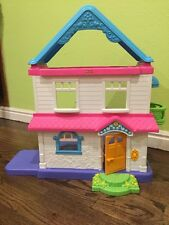 Fisher-Price My First Dollhouse Cute! EUC