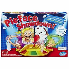 BN Pie Face Showdown Game Hasbro New Christmas Present Gift UK Seller Pieface