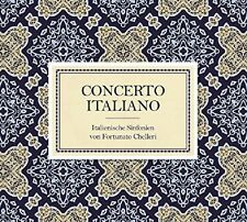 CONCERTO ITALIANO  CD NEU