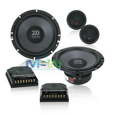 "*NEW* MOREL TEMPO ULTRA 602 6-1/2"" 2-Way CAR AUDIO COMPONENT SPEAKER SYSTEM 6.5"