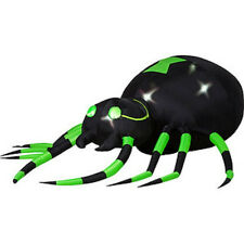 Animated Spider Airblown Inflatable Halloween Party Carnival Yard Decoration
