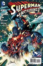 SUPERMAN UNCHAINED #3 DC NEW 52