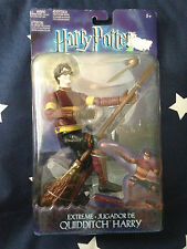 new Mattel 2003 Harry Potter Extreme Quidditch magnetic action figure boxed MIB