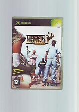 URBAN FREESTYLE SOCCER - ORIGINAL XBOX FOOTBALL GAME / 360 COMPATIBLE- COMPLETE