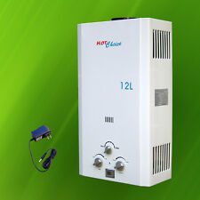 NEW NATURAL GAS TANKLESS WATER HEATER 3.2GPM / 12L   HOT CHOICE™