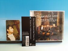 CD+Photo Card SUPER JUNIOR K.R.Y Promise You with Photo card Ryeowook