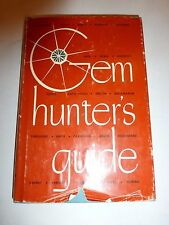 Gem Hunter's Guide by Russell P MacFall - HBDJ, 2nd Edition, RARE B175