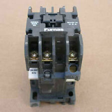 New Siemens Furnas 40BG12AD Size 00 Magnetic Contactor 2 Pole 9 Amp
