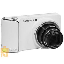 NEW BOXED SAMSUNG GALAXY EK-GC100 GC100 DIGITAL CAMERA WHITE 3G + WI-FI