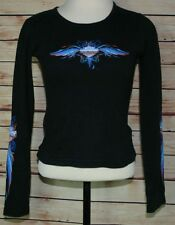Harley-Davidson HD Long Sleeve T-Shirt St. Paul Juniors Size Small