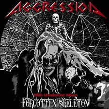 AGGRESSION Skeleton CD  Slaughter Possessed Sodom Mutilator Repulsion Sepultura
